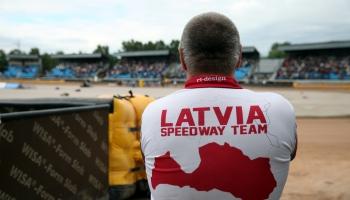 Даугавпилс принимает полуфиналы ЧМ по спидвею. Сборная Латвии надеется пройти в финал