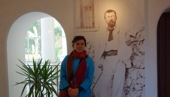 Инга Юрова: живопись - потребность, которая заложена при рождении