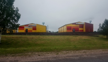 Izsolē par jauno ražošanas ēku Krāslavā uzvar vietējais šūšanas uzņēmums
