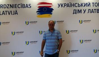 """""""Торговый дом Украина"""" в Латвии: реальная помощь и двусторонняя заинтересованность"""