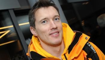 LR2 Rīta Rosme kopā ar bijušo Latvijas hokeja izlases uzbrucēju Juri Štālu!