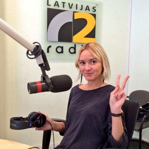 Iluta Alsberga par mūziku un vasaru