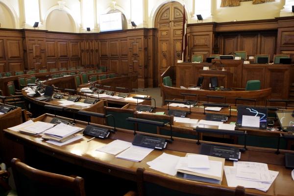 Latgales deputāti un Saeimas darbs attālināti
