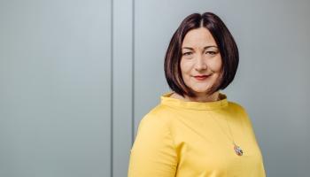 """Digitālo produktu un pakalpojumu dizains """"Riga TechGirls"""" tiešsaistes mentoru programmā"""