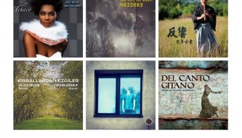 Jaunas un senas melodijas no dažādām pasaules malām