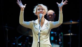 Ирина Богушевская: я многим благодарна