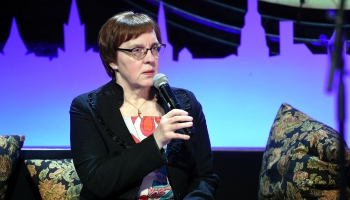 Anitas Rožkalnes uzmanības lokā - latviešu proza un dzeja