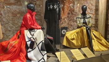 Ar Itālijas modei veltītu izstādi darbu atsāk Modes muzejs
