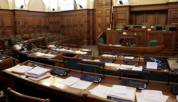 Ārkārtējā situācija: Latgales deputāti un Saeimas darbs attālināti