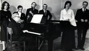 Янис Кепитис: ни часа без музыки