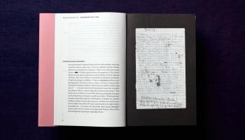Slēptā dzīve. Homoseksuāļa dienasgrāmata. Kaspara Aleksandra Irbes dzīves pieraksti